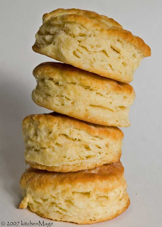 Simple Flaky Biscuit Recipe Kitchenmage