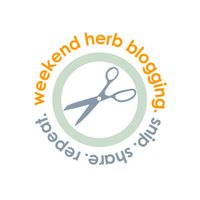 weekend herb blogging icon